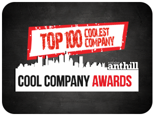 Beat the Q makes into Anthill's Top 100 Coolest Companies for 2013!